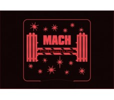 MACH Picket Fence Jump Night Light