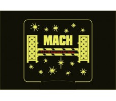 MACH Lattice Jump Night Light