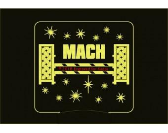 MACH Lattice Jump Night Light