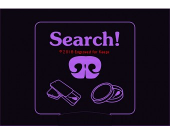 Nose Work Search! 2 Night Light