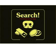 Nose Work Search! Night Light