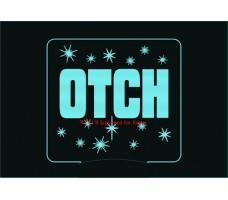 OTCH Title Night Light