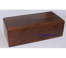"Keepsake Box 5.5"" x 12"" Top Center Engraving"
