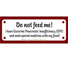 Exocrine Pancreatic Insufficiency (EPI) Sign