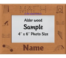 Agility MACH Award  Personalized Picture Frame