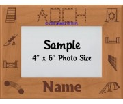 Agility ADCH Award Personalized Picture Frame
