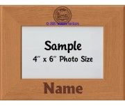 Army Personalized Picture Frame