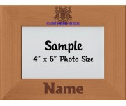 Coast Guard Personalized Picture Frame