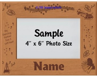 Freestyle Personalized Picture Frame
