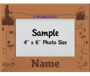 Tracking Competition Personalized Picture Frame